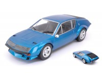 IXO MODELS 1/18 ALPINE RENAULT A 310 1974 BLUE MODELLINO