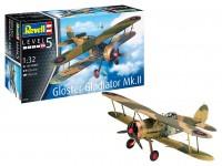 Revell 1/32 Gloster Gladiator Mk. II scatola di montaggio