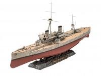 Revell 1/350 HMS Dreadnought scatola di montaggio