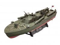 Revell 1/72 Model Set Patrol Torpedo Boat PT-109 scatola di montaggio