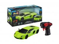 Revell Control 1/24 Lamborghini Aventador modellino radiocomandato