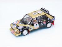 SRC 1/32 Lancia Delta S4 n.1 Rally Principe delle Asturie 1986 slot car