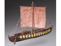 Dusek 1/72 Nave di Gokstad kit modellismo navale in legno