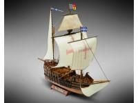 Mini Mamoli 1/115 San Rafael scatola di montaggio modellismo navale