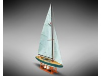 Mini Mamoli 1/32 Genzianella naval model assembly box