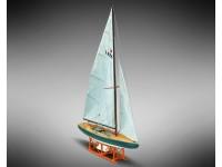 Mini Mamoli 1/32 Genzianella scatola di montaggio modellismo navale