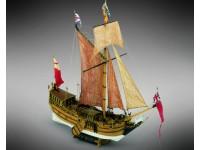 Mamoli 1/54 yacht Mary royal dutch yacht 1646 kit di montaggio in legno