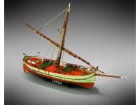 Mamoli 1/32 Leudo kit di montaggio in legno
