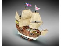 Mamoli 1/70 Mayflower kit di montaggio in legno