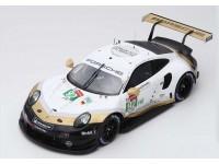 SPARK MODEL 1/12 PORSCHE 911 RSR N.92 LE MANS 2019 MODELLINO