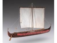 Dusek 1/72 Viking Longship kit modellismo navale in legno