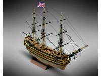 MINI MAMOLI 1/1325 VASCELLO HMS VICTORY KIT MODELLISMO NAVALE IN LEGNO