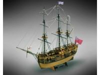 MAMOLI 1/100 HMS ENDEAVOUR NAVALE IN LEGNO
