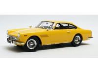 Matrix Scale Models 1/43 Ferrari 250GT-E Coupe 2+2 gialla 1960 modellino