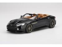 TOPSPEED 1/18 Aston Martin Vanquish Zagato Volante Scorching Black modellino