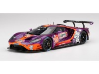 TOPSPEED 1/18 Ford GT LM GTE-AM n.85 2019 24 ore di Le Mans modellino
