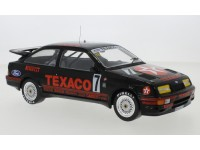 IXO MODELS 1/18 FORD SIERRA RS COSWORTH N.7 WTCC 24 ORE SPA 1987 MODELLINO