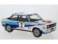IXO MODELS 1/18 FIAT 131 ABARTH N.2 RALLY DEL PORTOGALLO 1980 MODELLINO