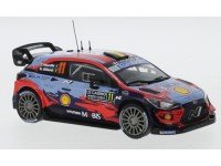 IXO MODELS 1/43 HYUNDAI i20 COUPE WRC N.11 RALLY MONTE CARLO 2020 MODELLINO