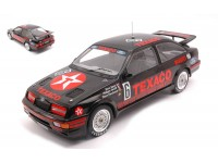 IXO MODELS 1/18 FORD SIERRA RS COSWORTH N.6 24H SPA 1987 MODELLINO