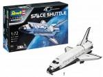 Revell 1/72 Space Shuttle 40° anniversario scatola di montaggio