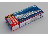 I LOVE KIT 1/700 INCROCIATORE DA BATTAGLIA HMS HOOD 1941 KIT DI MONTAGGIO