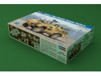 HOBBY BOSS 1/35 JACKAL 1 HIGH MOBILITY WEAPON PLATFORM SCATOLA DI MONTAGGIO