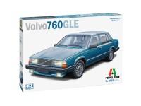 Italeri 1/24 Volvo 760 GLE scatola di montaggio