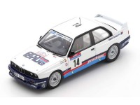 SPARK MODEL 1/43 BMW E30 N.14 TOUR DE CORSE 1987 MODELLINO