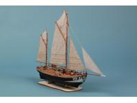 Dusek 1/72 ewer da pesca Maria HF31 kit modellismo navale in legno