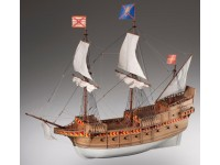 Dusek 1/72 galeone San martin kit modellismo navale in legno