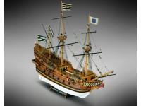 Mamoli 1/55 galeone Roter Lowe kit modellismo navale in legno