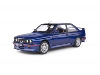 SOLIDO 1/18 BMW E30 M3 1990 MAURITIUS BLUE MODELLINO