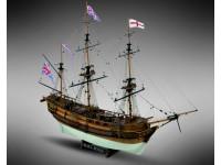 Mamoli 1/64 HMS Beagle kit modellismo navale in legno