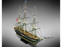 Mamoli 1/93 fregata U.S.S. Constitution kit modellismo navale in legno