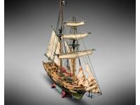 Mamoli 1/57 sloop Blackbeard modello da montare in legno