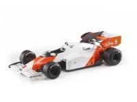 GP REPLICAS 1/18 McLaren MP4/2 N.8 LAUDA CAMPIONE DEL MONDO 1984 MODELLINO