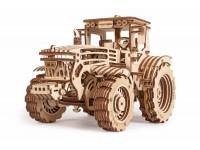 Wood Trick trattore puzzle meccanico 3D