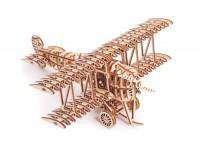 Wood Trick aeroplano puzzle meccanico 3D