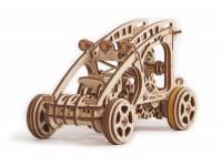 Wood Trick buggy puzzle meccanico 3D