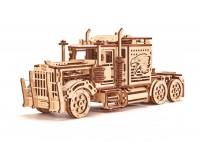 Wood Trick trattore stradale Big Rig puzzle meccanico 3D