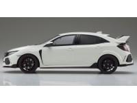 Kyosho 1/18 Honda Civic Type R Championship White modellino