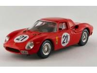 BEST MODEL 1/43 FERRARI 250 LM N.21 VITTORIA LE MANS 1965 MODELLINO