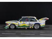 BMW 320 turbo n.50 Le Mans 1977 Herve Poulain Sideways Slot Cars