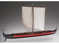 Dusek 1/35 nave vichinga kit montaggio in legno