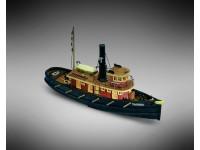 Mini Mamoli 1/87 rimorchiatore Taurus kit modellismo navale in legno