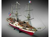 Mamoli 1/100 Orenoque fregata francese kit in legno da montare