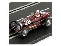 Le Mans Miniatures 1/32 Bugatti Type 59 n.28 GP Monaco 1934 Tazio Nuvolari slot car