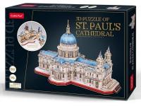 CUBICFUN CATTEDRALE DI SAN PAOLO - LONDRA MODELLO IN PUZZLE 3D