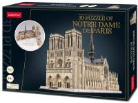 CUBICFUN CATTEDRALE DI NOTRE DAME - PARIGI MODELLO IN PUZZLE 3D
